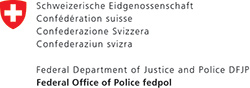 Federal Department of Justice and Police DFJP